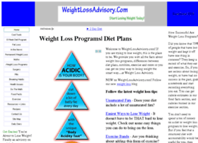 weightlossadvisory.com