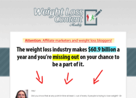 weightlosscontentmonthly.com