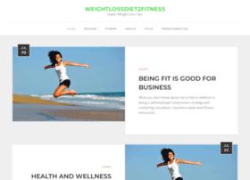 weightlossdiet2fitness.com