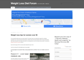 weightlossdietforum.com