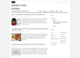 weightlossfitnesstricks.blogspot.com