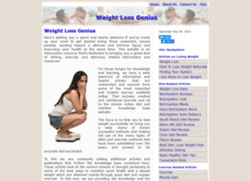 Weightlossgenius.com