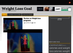 weightlossgoal.net