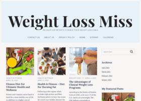 weightlossmiss.com