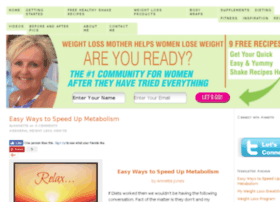 weightlossmother.com