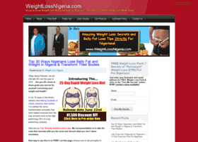 weightlossnigeria.com