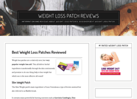 weightlosspatchreviews.com