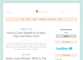 weightlossprogramforall.com