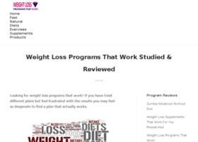 weightlossprogramsthatwork.org
