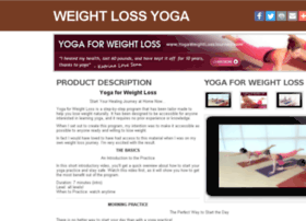 weightlossyoga.familyhealth-secrets.com