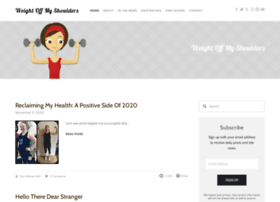 weightoffmyshoulders.com