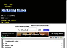 weighttrainingmachine.com