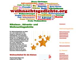 weihnachtsgedichte.org