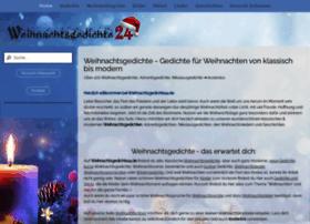 weihnachtsgedichte24.de