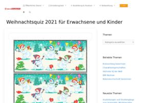 weihnachtsquiz.plakos.de