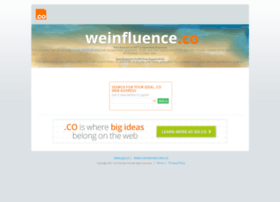 weinfluence.co