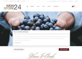 weinstore24.com