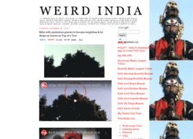 weirdindia.blogspot.in