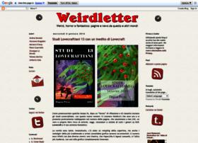 weirdletter.blogspot.com