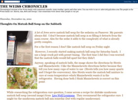 weisschronicles.blogspot.com