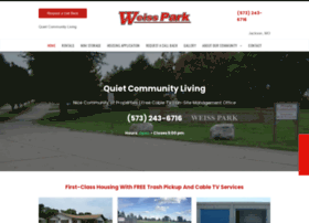 weissparkhomecommunity.com