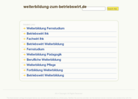 weiterbildung-zum-betriebswirt.de