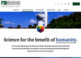 weizmann-usa.org
