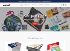 wejustprint.com