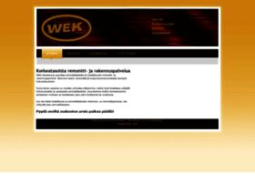 wek-saneeraus.fi