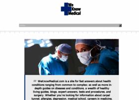weknowmedical.com