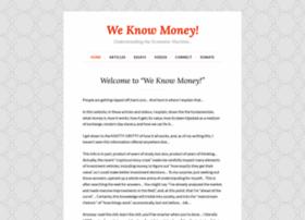 weknowmoney.wordpress.com
