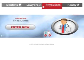 weknowphysicians.com