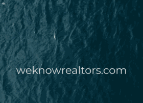 weknowrealtors.com