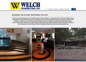 welchconinc.com
