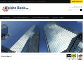 welchebank.net