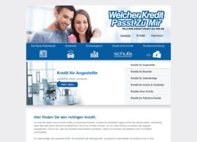 welcher-kredit-passt-zu-mir.de