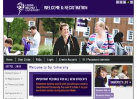 welcome.leedsmet.ac.uk