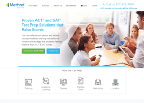 welcome.methodtestprep.com