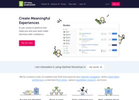 welcome.optimalworkshop.com