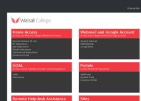 welcome.walsallcollege.ac.uk