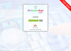 welcomeage.com