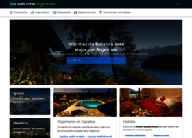 welcomeargentina.com