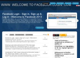 welcomefacebooklogin.com