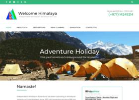 welcomehimalaya.com
