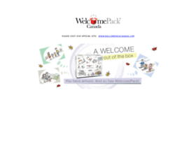 welcomepackcanada.info