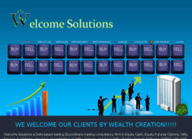 welcomesolutions.in