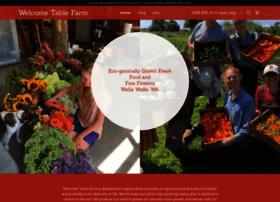 welcometablefarm.com