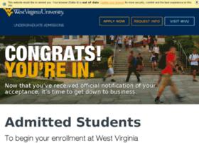 welcometo.wvu.edu
