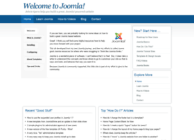 welcometojoomla.com
