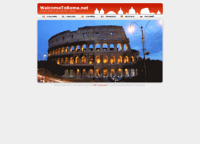 welcometorome.net